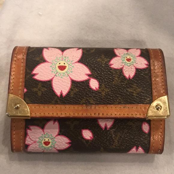 Louis Vuitton Handbags - Louis Vuitton Murakami Cherry Blossom Changepurse